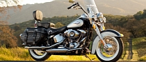 2013 Harley-Davidson Heritage Softail Classic Gets Anniversary Custom Options [Photo Gallery]