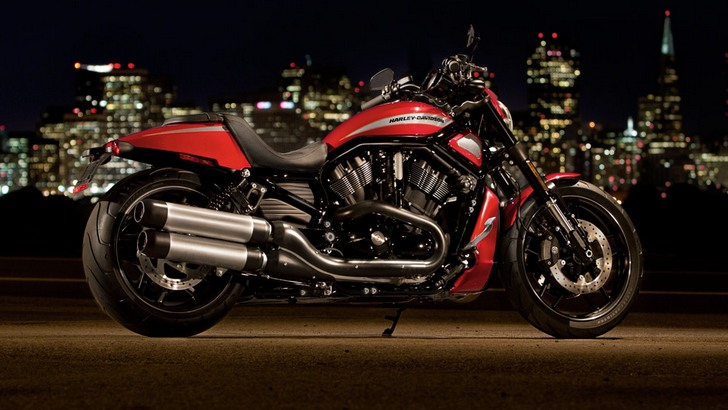 2013 Harley-Davidson Night Rod Special, Spawn of Darkness [Photo Gallery]