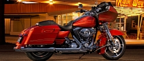 2013 Harley-Davidson Road Glide Custom, the Huge Touring Machine [Photo Gallery]