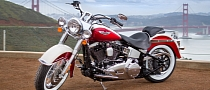 2013 Harley-Davidson Softail Deluxe, the Retro Bobber [Photo Gallery]