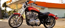 2013 Harley-Davidson Superlow XL883L [Photo Gallery]