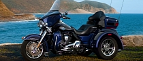 2013 Harley-Davidson Tri Glide Ultra Classic, the Genuine Trike [Photo Gallery]