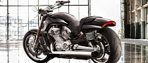2013 Harley-Davidson V-Rod Muscle Shows Awesome Brawn [Photo Gallery]