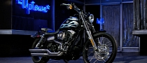2013 Harley-Davidson Wide Glide Packs 103ci (1,690cc) [Photo Gallery]