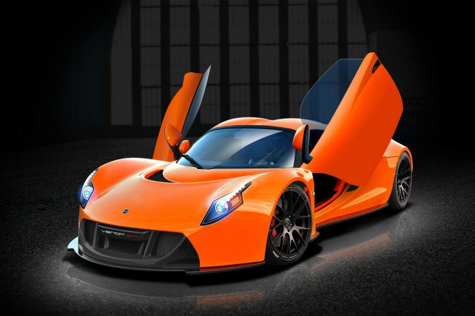 Hennessey Venom GT Gets HP Autoevolution - Awesome new cars