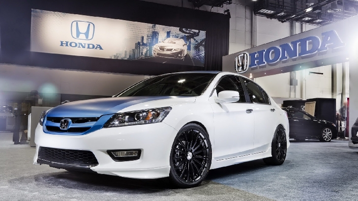 2013 Honda Accord by DSO Eyewear at 2012 SEMA [Photo Gallery]