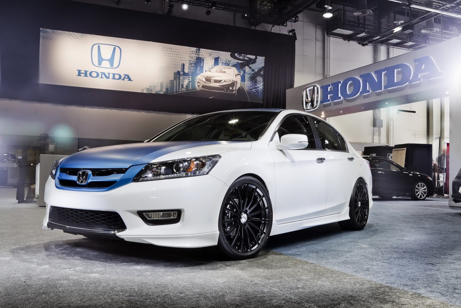 2013 honda accord by dso eyewear at 2012 sema autoevolution for Honda accord used 2013