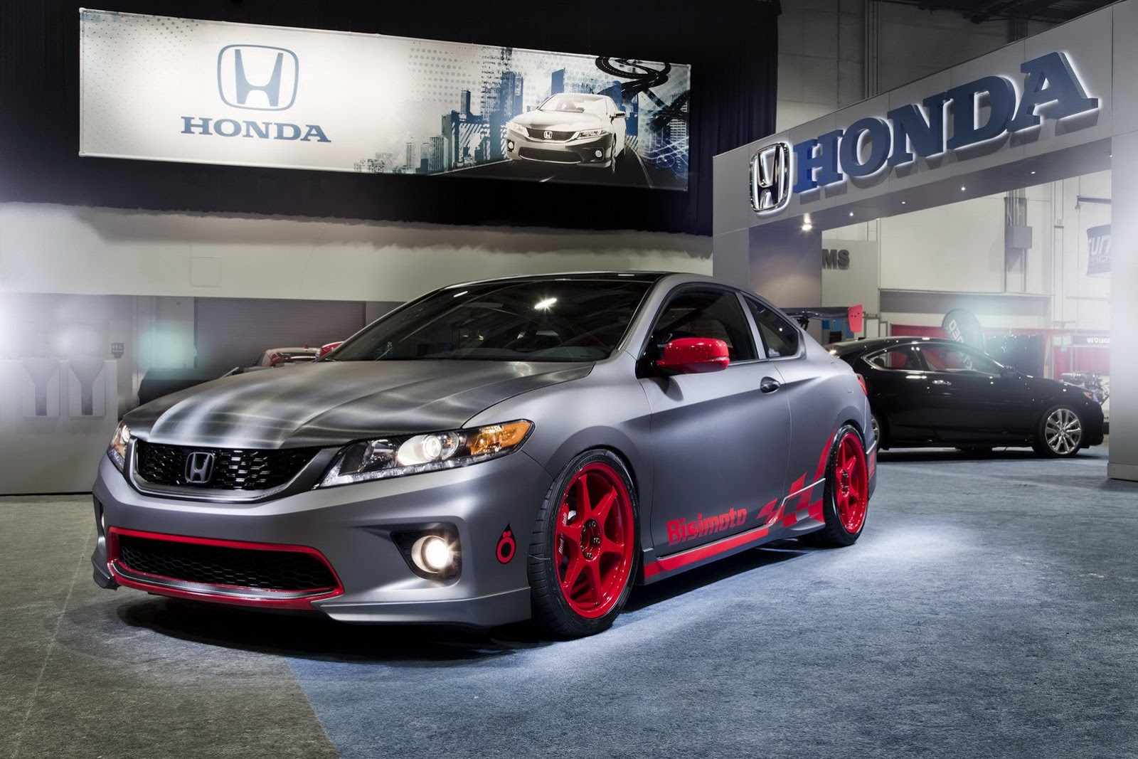 2013 Honda Accord Coupe By Bisimoto Debuts At 2012 Sema