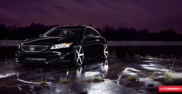 2013 Honda Accord Coupe Looks Sharp on Vossen Wheels [Photo Gallery]