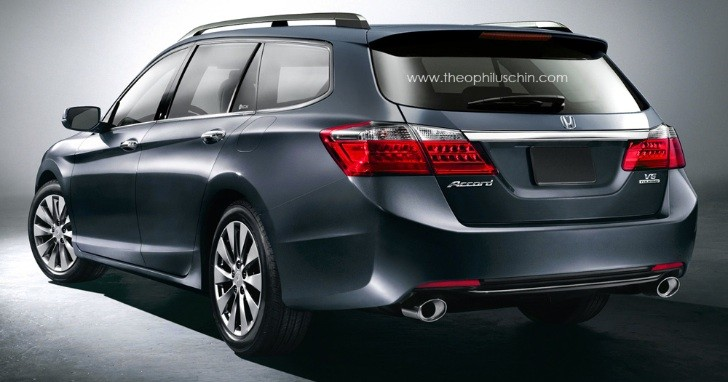 2013 Honda Accord Tourer