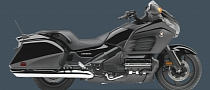 2013 Honda Brings Changes in the Flagship Gold Wing F6B