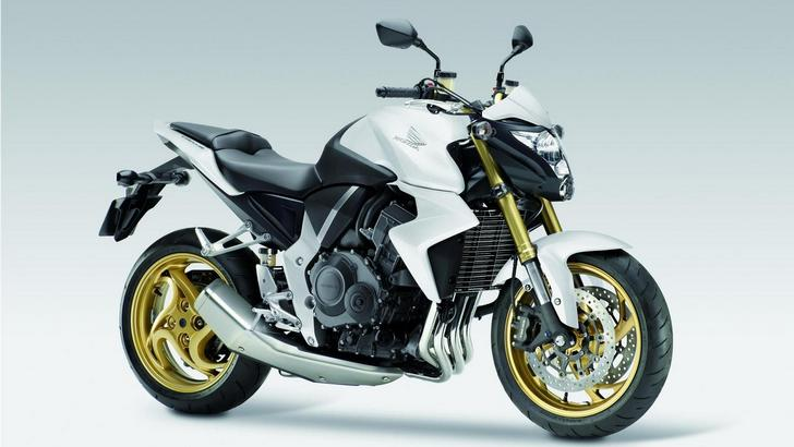 2013 Honda CB1000R Gets Matte White Version