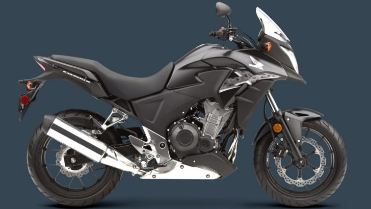 2013 Honda CB500X, the New Middleweight Versatile Bike