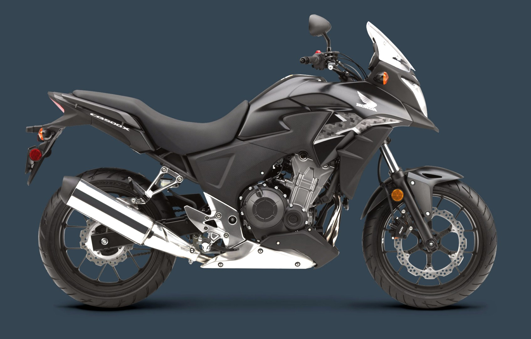 2013 honda cb500x the new middleweight versatile bike autoevolution. Black Bedroom Furniture Sets. Home Design Ideas