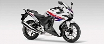 2013 Honda CBR500 Official Pictures Surface