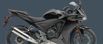 2013 Honda CBR500R Prices Announced
