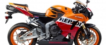 2013 Honda CBR600RR Sounds Good with Two Brothers Racing Exhausts [Photo Gallery][Video]