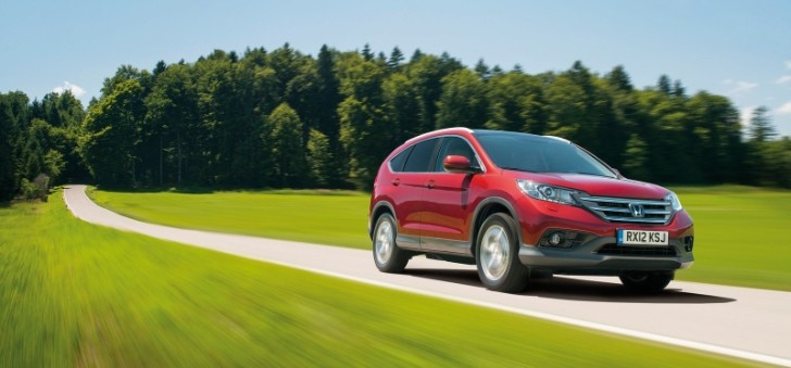 2013 Honda CR-V Pricing Starts at $23,525