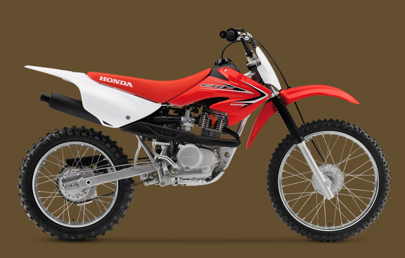 Dirt Bikes Honda Honda CRF F the Dirt