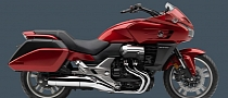 2014 Honda CTX1300 Showcased [Video]