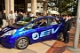 2013 Honda Fit EV Deliveries Begin
