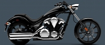 2013 Honda Fury, the Classic Laid-back Chopper