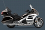 2013 Honda Goldwing Colors and Pricing