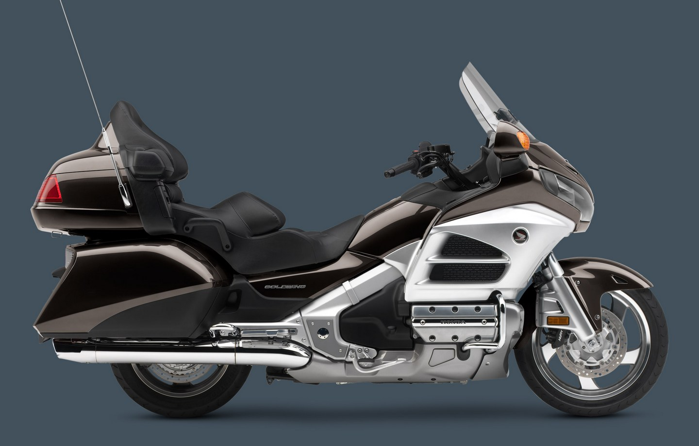 ... will be no major updates in Honda's flagship Gold Wing bike for 2013