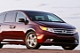 2013 Honda Odyssey Pricing Begins at $29,405