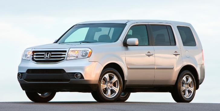 2013 Honda Pilot Pricing Announced