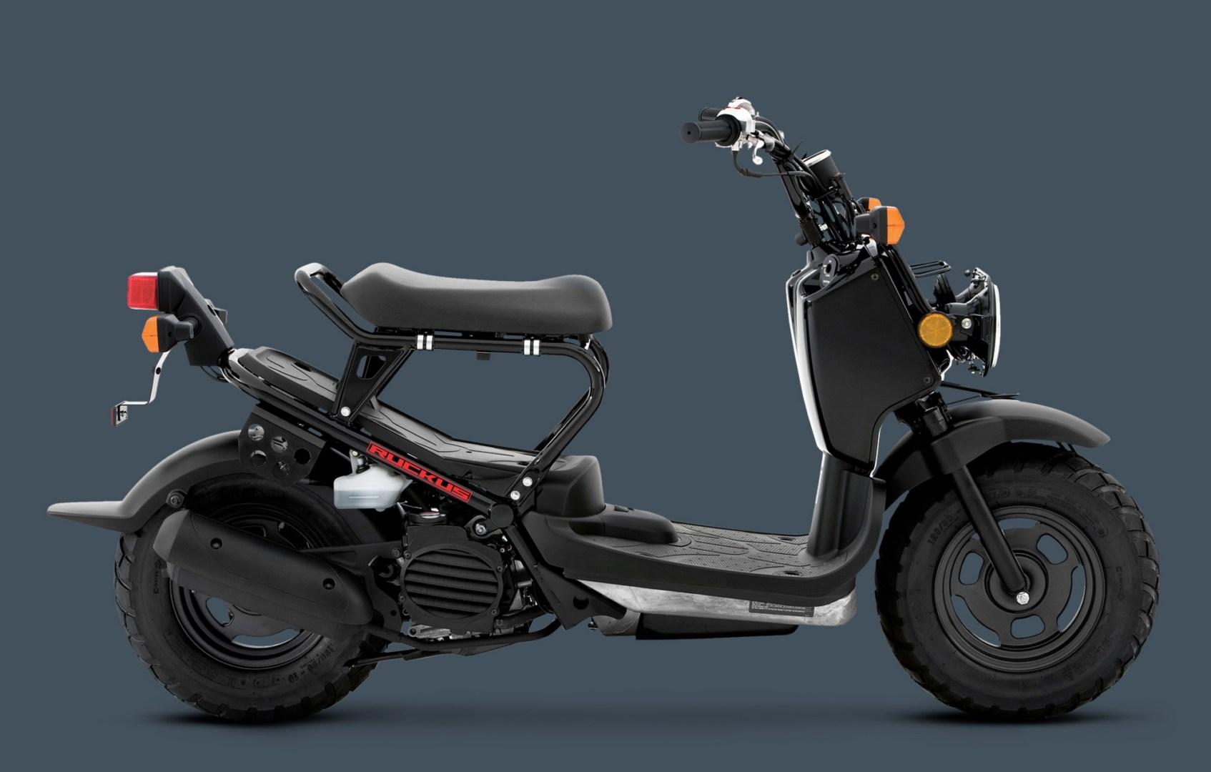 2013 Honda Ruckus When Fun Meets Function Autoevolution