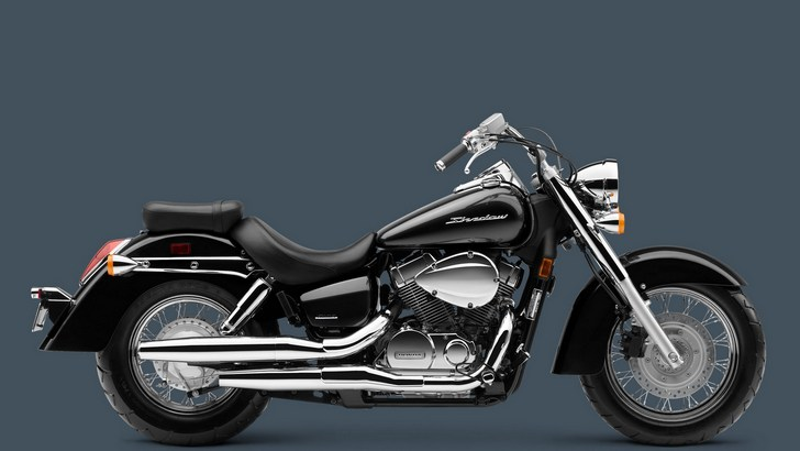 2013 Honda Shadow Aero Is a Classic Bike Loaded with Modern Tech