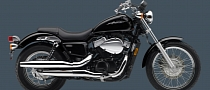 2013 Honda Shadow RS, the Roadster-ish Cruiser