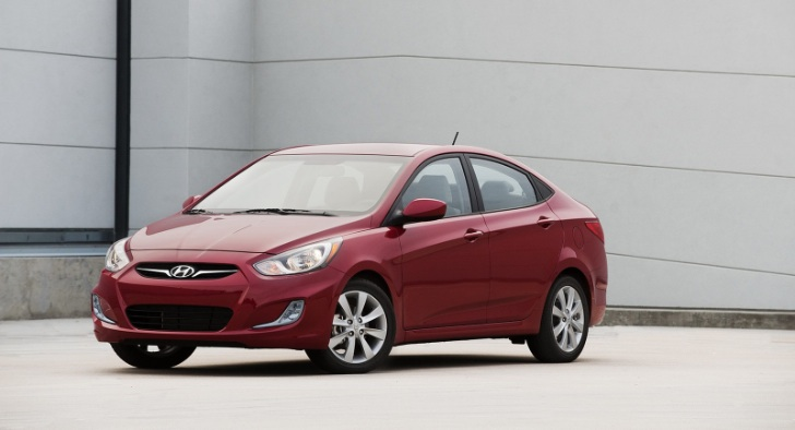 2013 hyundai accent upgraded autoevolution. Black Bedroom Furniture Sets. Home Design Ideas