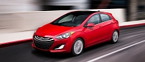 2013 Hyundai Elantra GT Starting Price: $18,395
