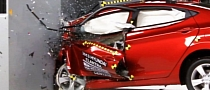 2013 Hyundai Elantra Receives Top Safety Pick+ Rating (Video)