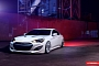 2013 Hyundai Genesis Coupe on Vossen Wheels [Photo Gallery]
