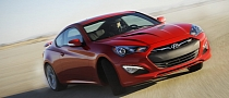 2013 Hyundai Genesis Coupe US Pricing