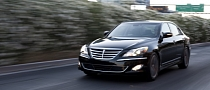 2013 Hyundai Genesis Unveiled [Photo Gallery]
