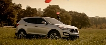 2013 Hyundai Santa Fe Commercial: Don't Tell [Video]