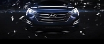2013 Hyundai Santa Fe Design Promo: Storm Edge [Video]
