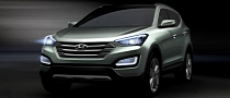 2013 Hyundai Santa Fe (ix45) Brochure Reveals Tech