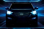2013 Hyundai Santa Fe (ix45) New Photos and Details