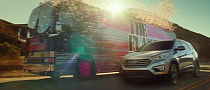 2013 Hyundai Santa Fe Super Bowl Commercial: Epic Playdate [Video]