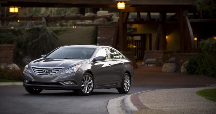 2013 Hyundai Sonata Revealed with Updated Features [Photo Gallery]