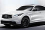 2013 Infiniti FX Sebastian Vettel Edition Not for U.S.