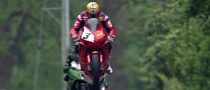 2013 IOM TT: Honda's Awesome Tribute to Joey Dunlop [Video]