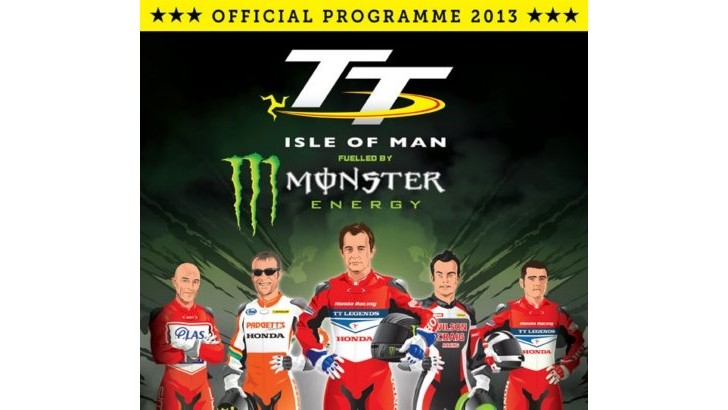 2013 Isle of Man Official TT Programme Available Now