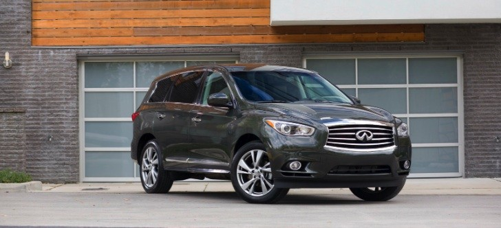 2013 JX 7-Seater Crossover to Become Infiniti's Second Best Seller