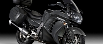 2013 Kawasaki 1400GTR Grand Tourer, Gets Bigger and Better